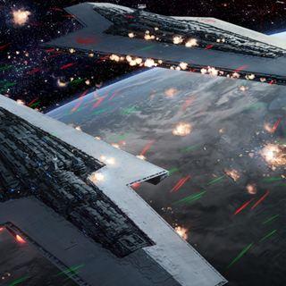 Star wars 8 le nouveau vaisseau de kylo ren se d voile - Croiseur star wars lego ...